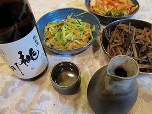 青森桃川 純米酒