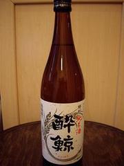 高知県高知市酔鯨酒造 特別純米酒酔鯨