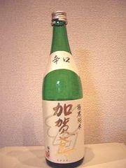 石川県金沢市福光屋 極寒純米酒加賀鳶