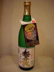青森県上北群桃川酒造 淡麗純米ねぶた